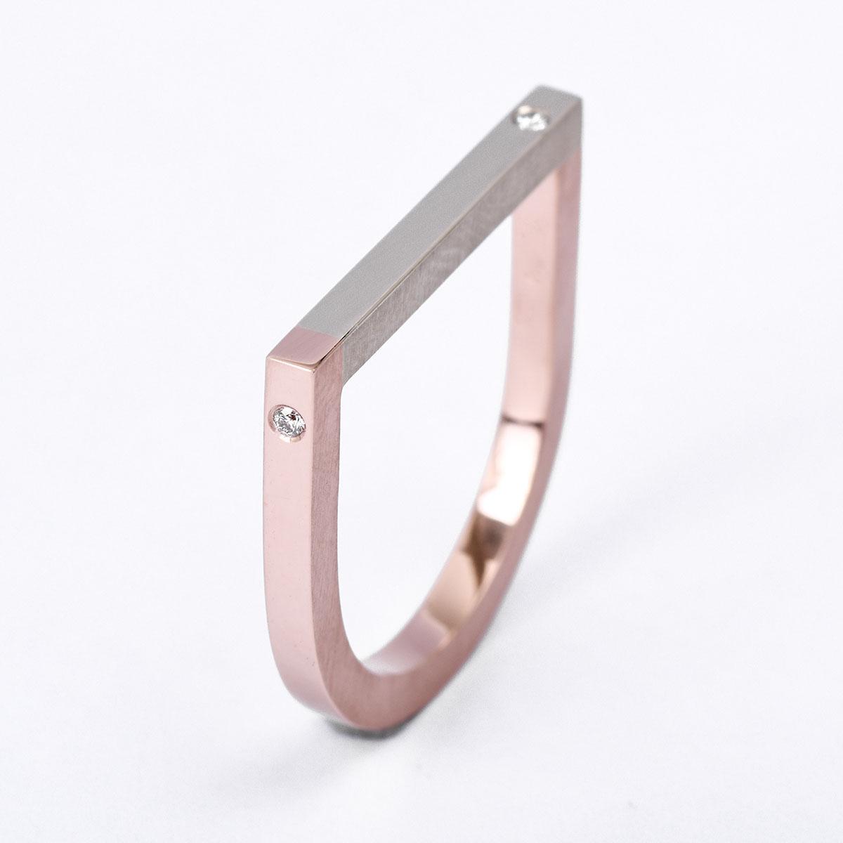 LINE BRILLIANT prsteň