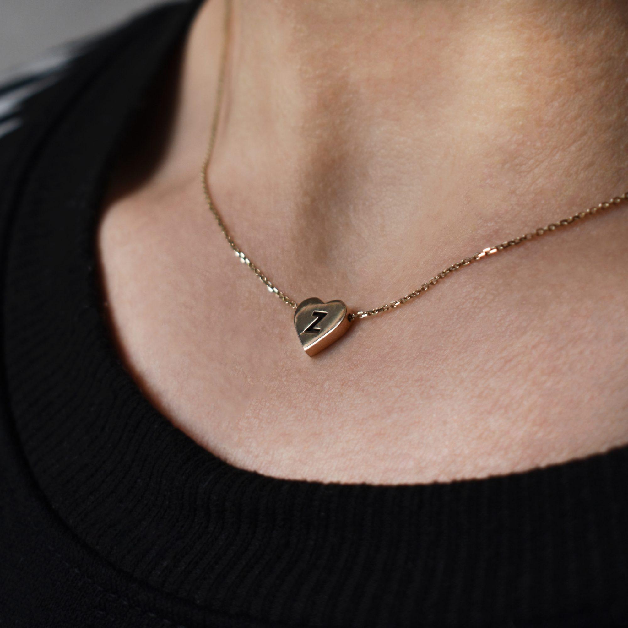 HEART náhrdelník