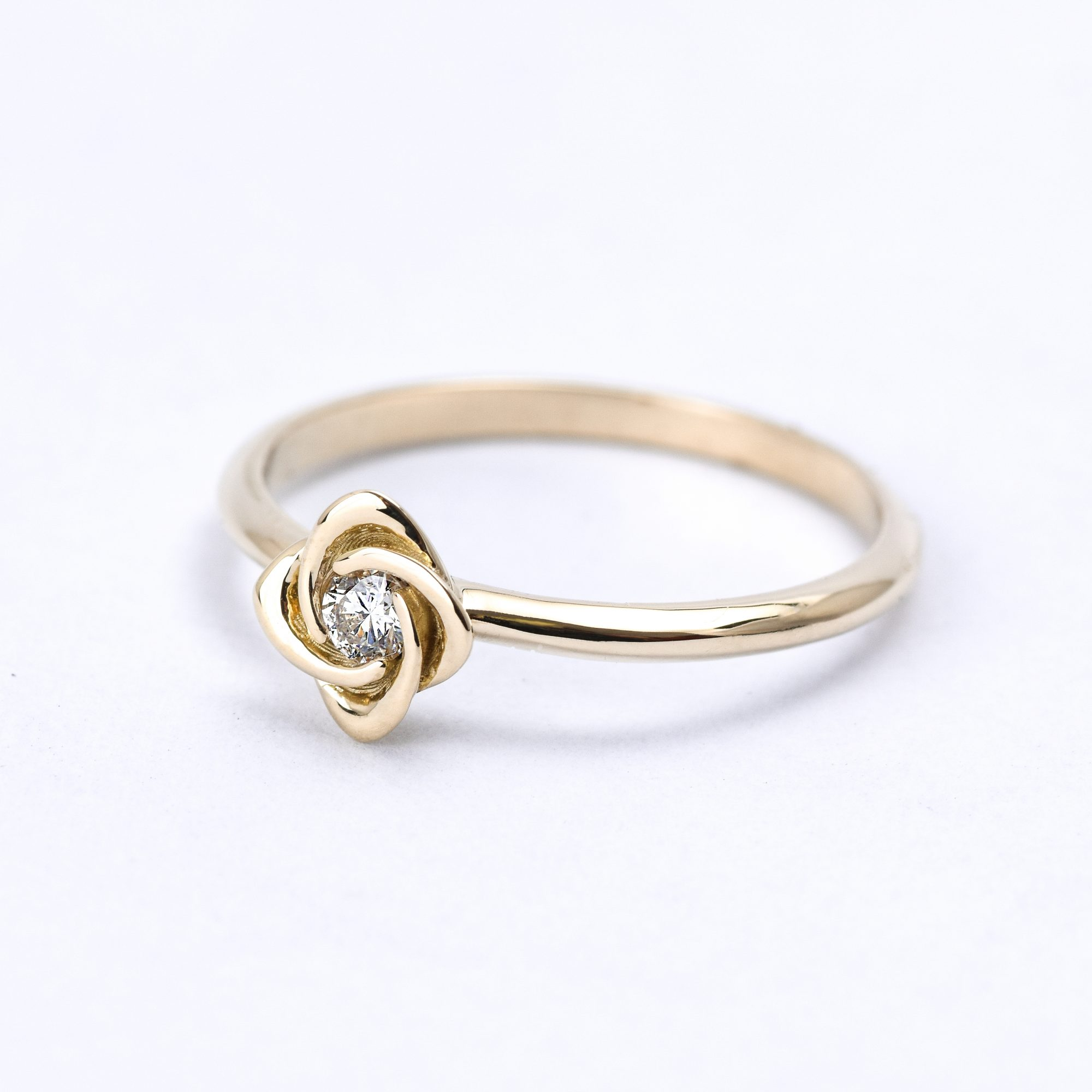 ROSE prsteň